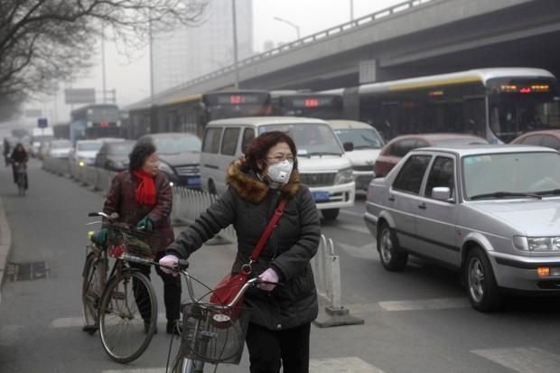 IBM поможет Китаю бороться с загрязнением воздуха - 1