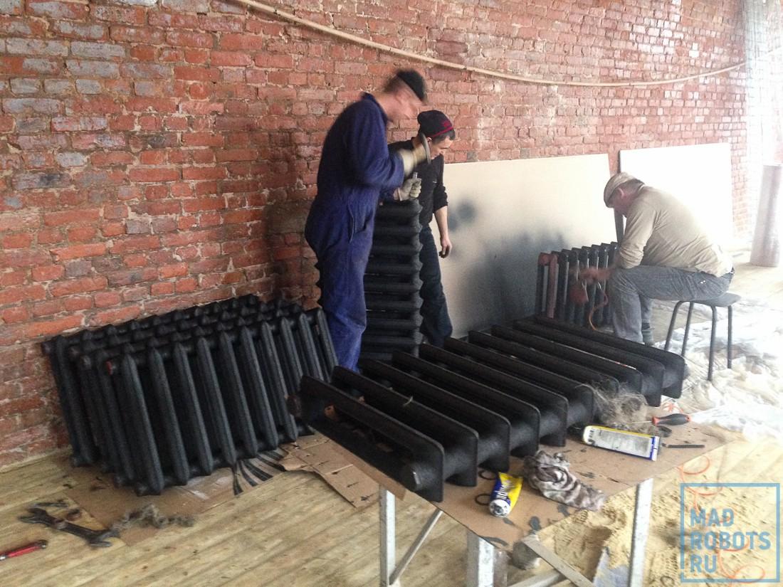 Хроники ремонта: как мы делали новый умный офис Madrobots. Часть первая, ремонтная - 25