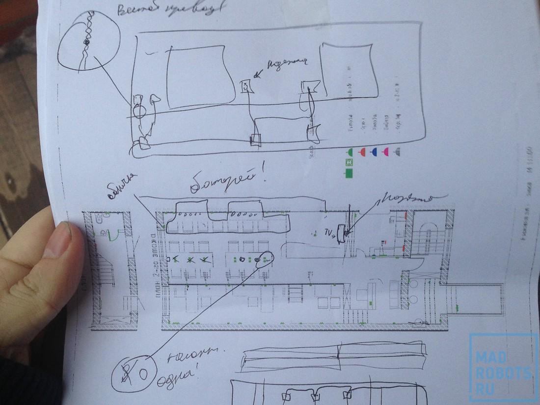 Хроники ремонта: как мы делали новый умный офис Madrobots. Часть первая, ремонтная - 45