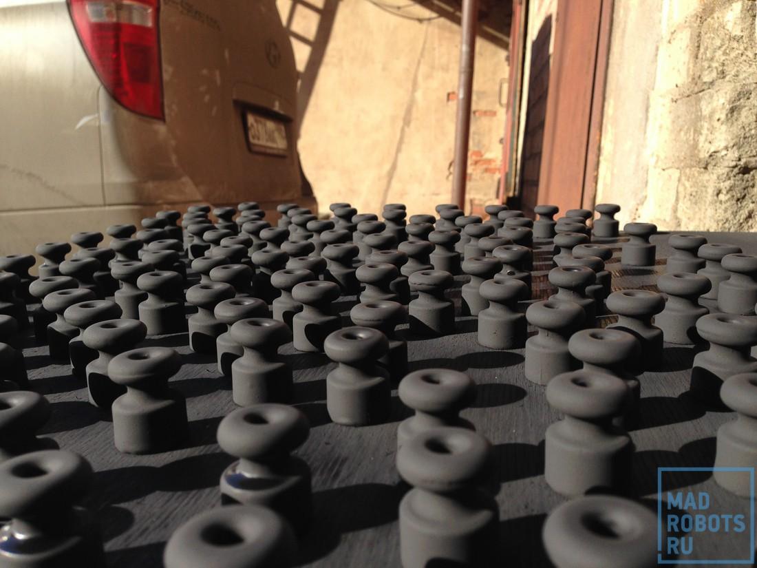 Хроники ремонта: как мы делали новый умный офис Madrobots. Часть первая, ремонтная - 54