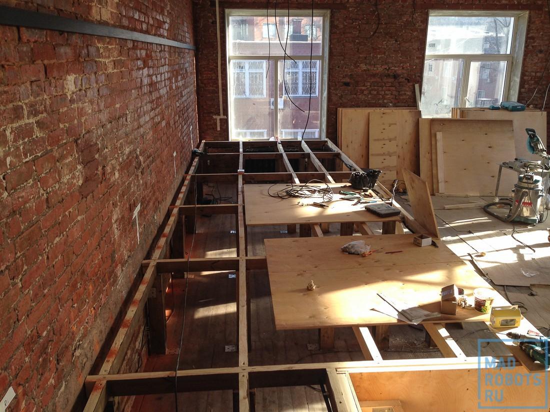 Хроники ремонта: как мы делали новый умный офис Madrobots. Часть первая, ремонтная - 67
