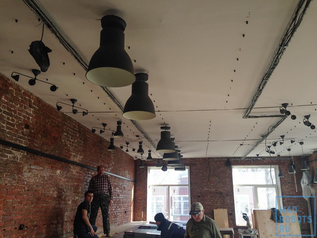 Хроники ремонта: как мы делали новый умный офис Madrobots. Часть первая, ремонтная - 73