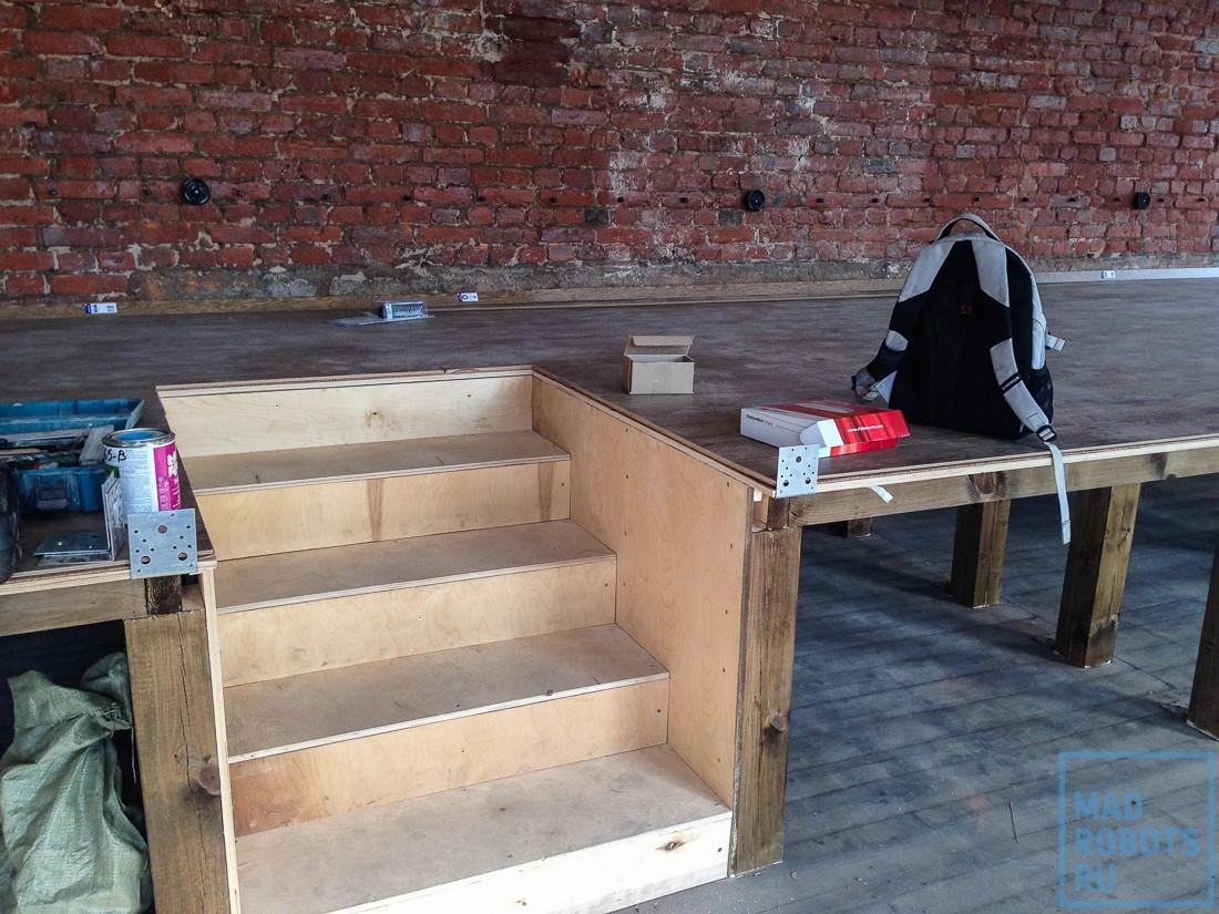 Хроники ремонта: как мы делали новый умный офис Madrobots. Часть первая, ремонтная - 82