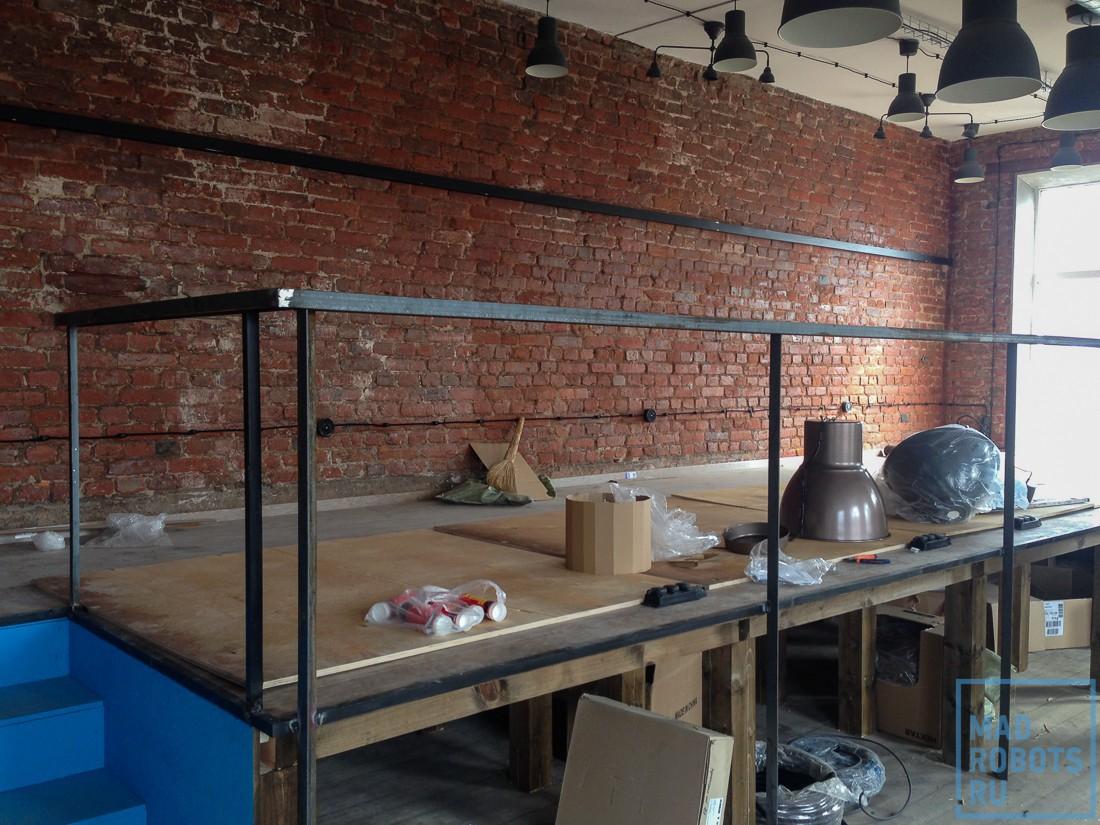 Хроники ремонта: как мы делали новый умный офис Madrobots. Часть первая, ремонтная - 83