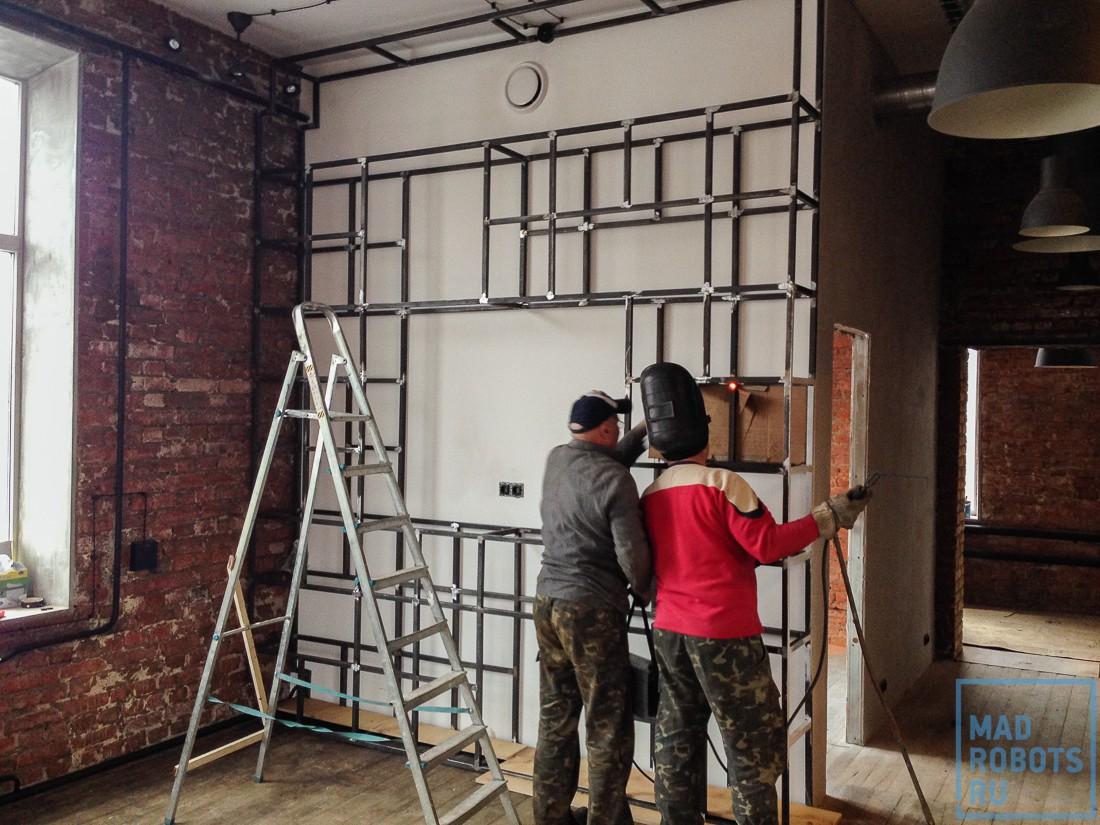 Хроники ремонта: как мы делали новый умный офис Madrobots. Часть первая, ремонтная - 84