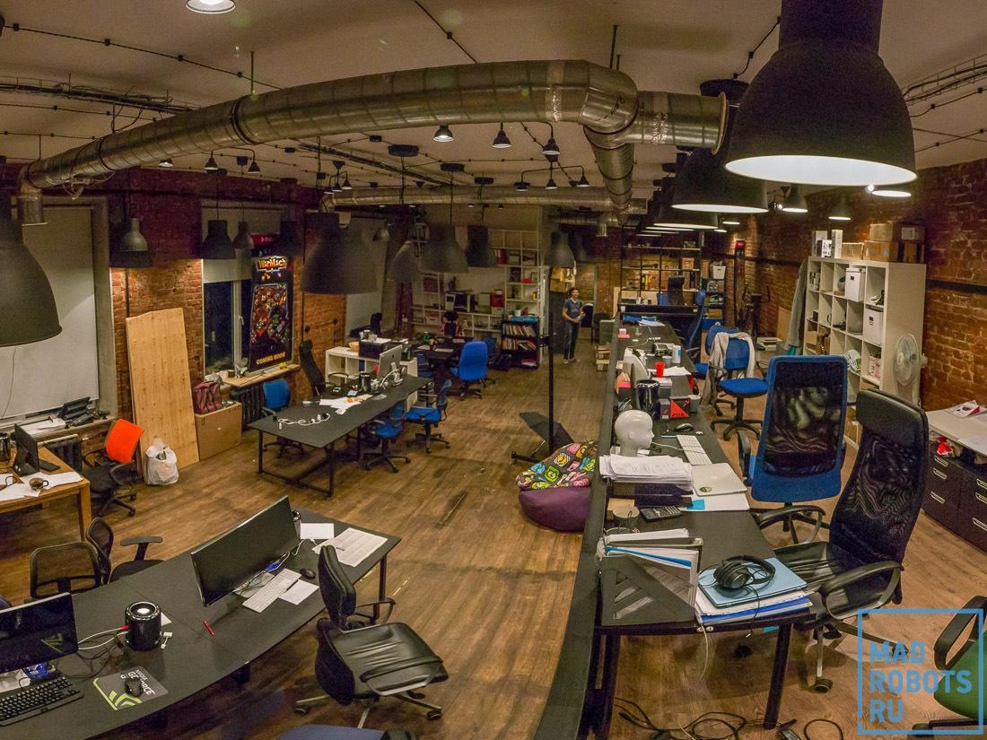 Хроники ремонта: как мы делали новый умный офис Madrobots. Часть первая, ремонтная - 1