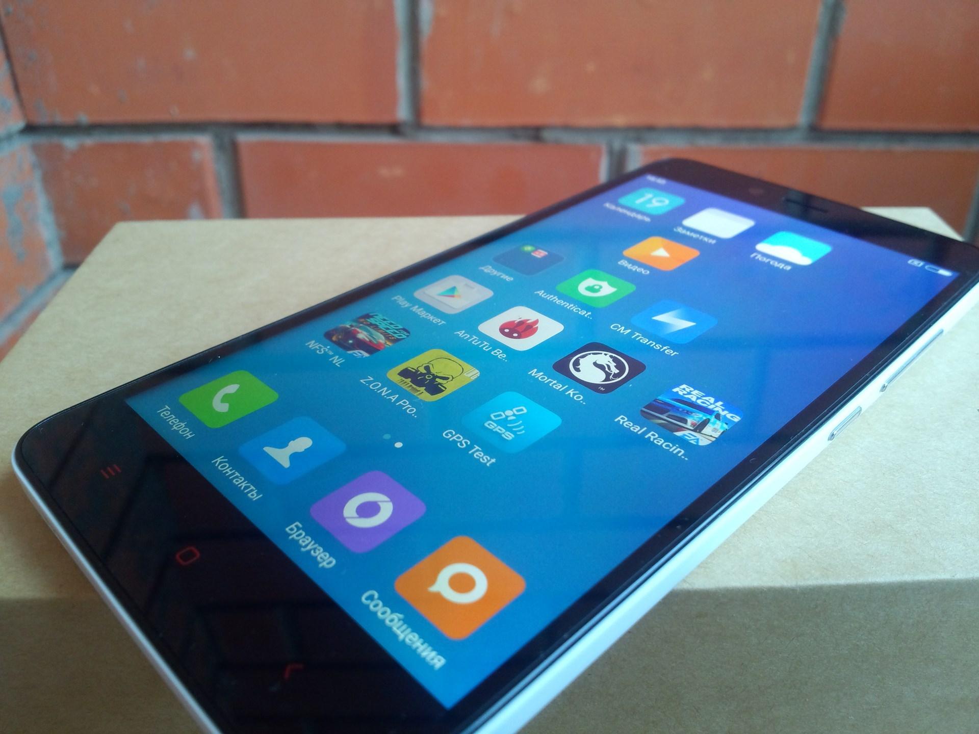 Обзор лучшего бюджетника 2015 года — Xiaomi Redmi Note 2 - 47