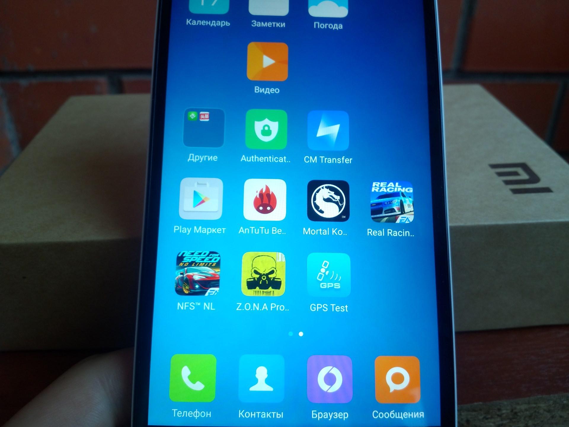 Обзор лучшего бюджетника 2015 года — Xiaomi Redmi Note 2 - 48