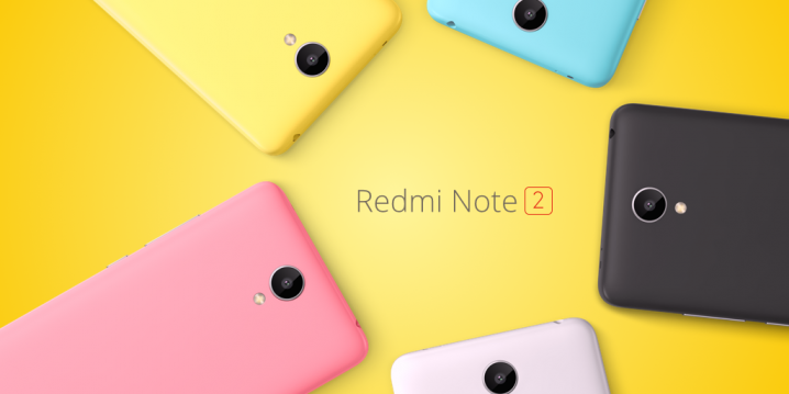 Обзор лучшего бюджетника 2015 года — Xiaomi Redmi Note 2 - 1