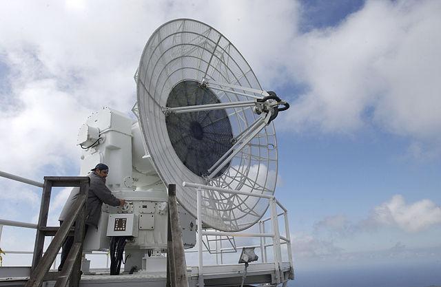 Системы слежения за полетом ракеты - 12