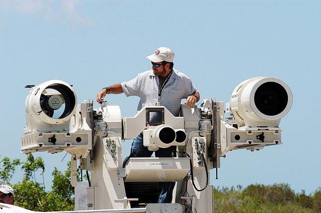 Системы слежения за полетом ракеты - 18