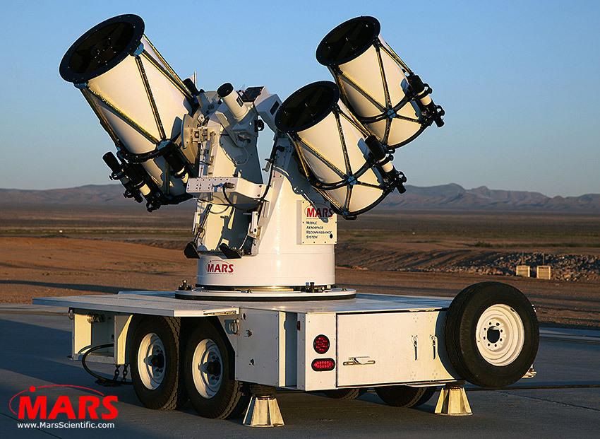 Системы слежения за полетом ракеты - 21