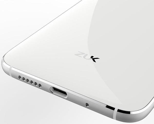 Zuk Z2 явно унаследует какие-то черты модели Z1