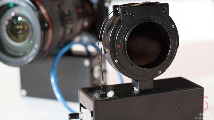 У Genus готов прототип переходника для объективов с управляемым электроникой фильтром нейтральной плотности