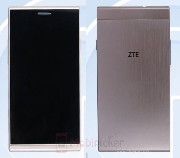 Смартфон ZTE S3003 не располагает тыловой камерой