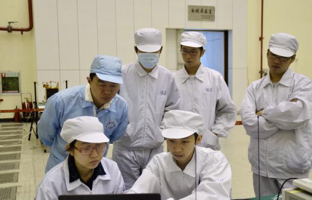 «Великий поход-6» вывел на орбиту студенческие микроспутники Китая - 2
