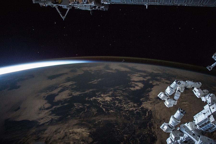 Земля и космос с МКС - 10