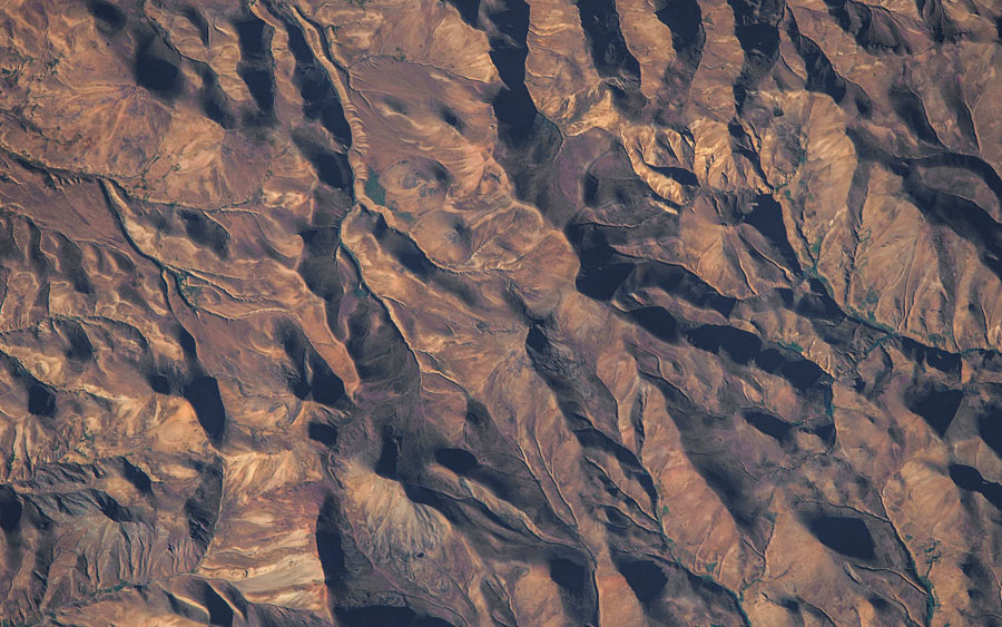 Земля и космос с МКС - 11