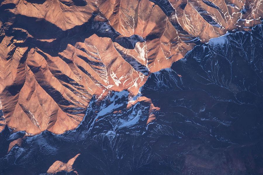 Земля и космос с МКС - 14