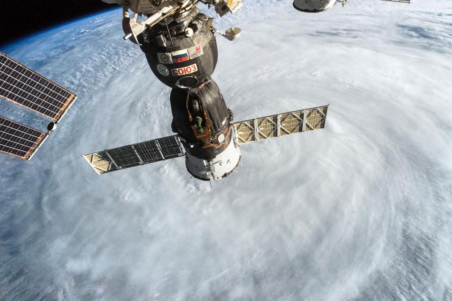 Земля и космос с МКС - 5