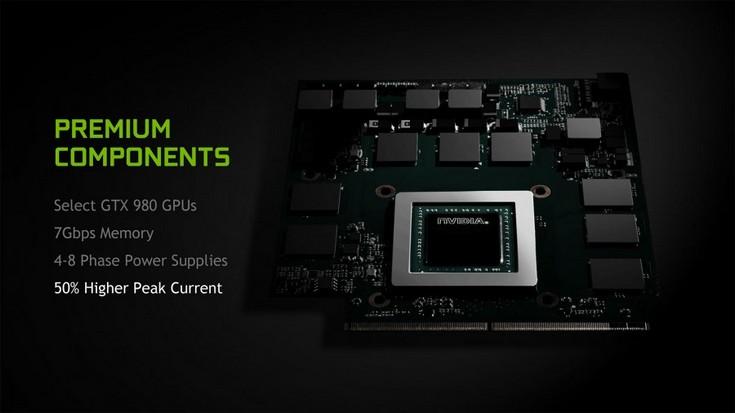 Nvidia представила мобильный вариант карты GeForce GTX 980