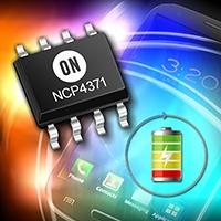 Ключевым элементом зарядного устройства является контроллер NCP4371