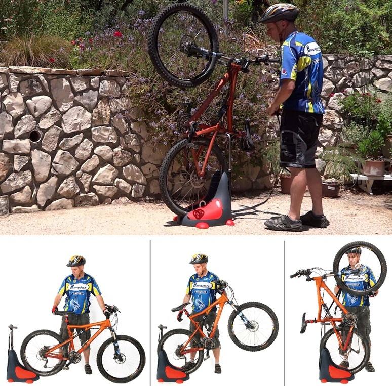 Лучшие гаджеты для велосипедистов и велосипеда - 11