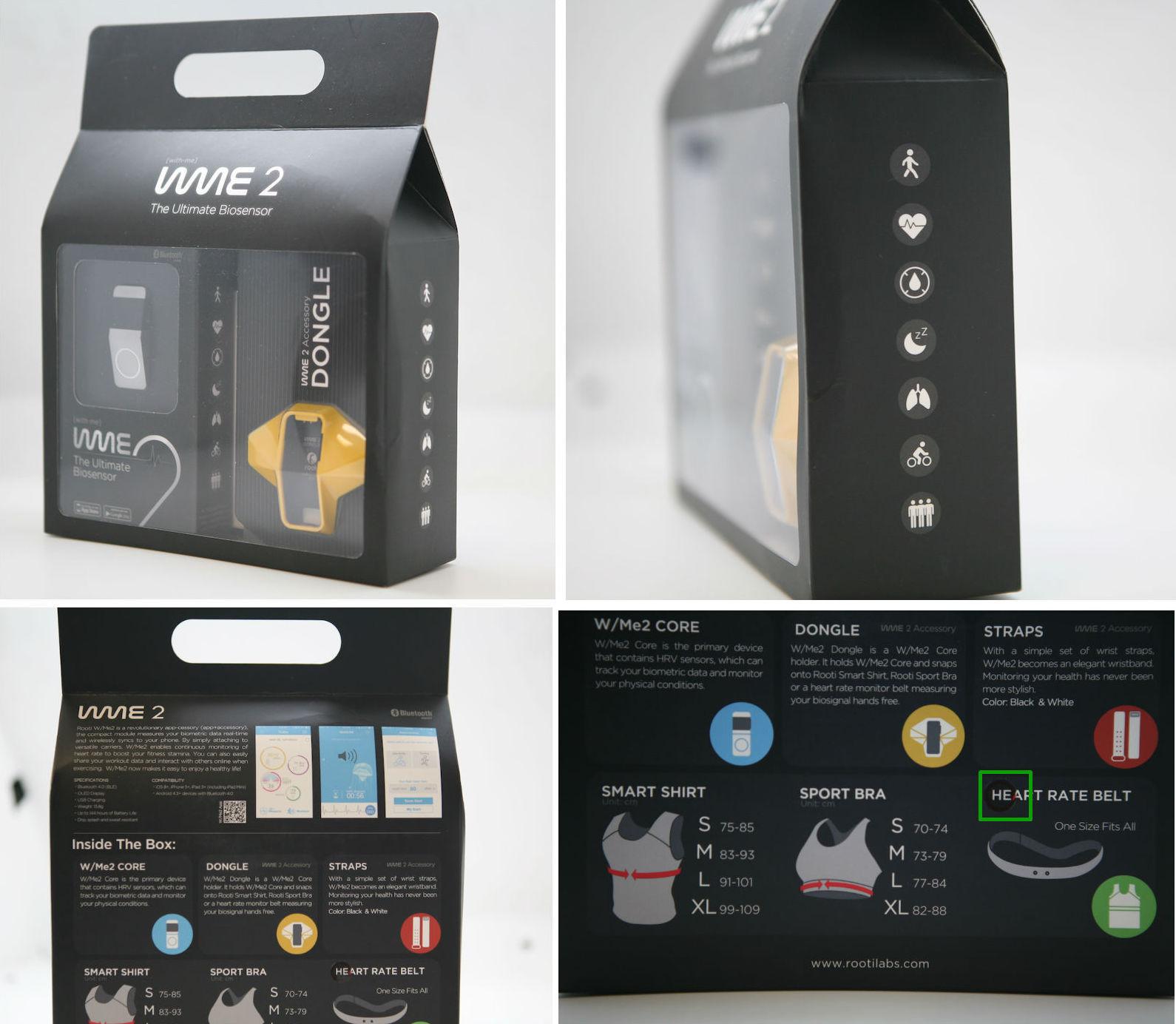 Обзор W-Me2 — первый трекер, который измеряет давление. А также пульс. И записывает ЭКГ - 6