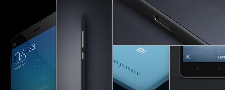 Смартфон Xiaomi Mi 4c поддерживает Quick Charge 2.0