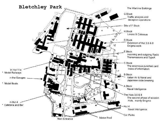 Проникая в мысли противника: легендарный Блетчли-Парк - 7