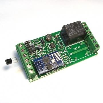 Работа Wi-Fi модулей Мастер Кит в системе управления домашней автоматизацией OpenHAB. Часть 2: Подключаем термостат MP3502 - 1