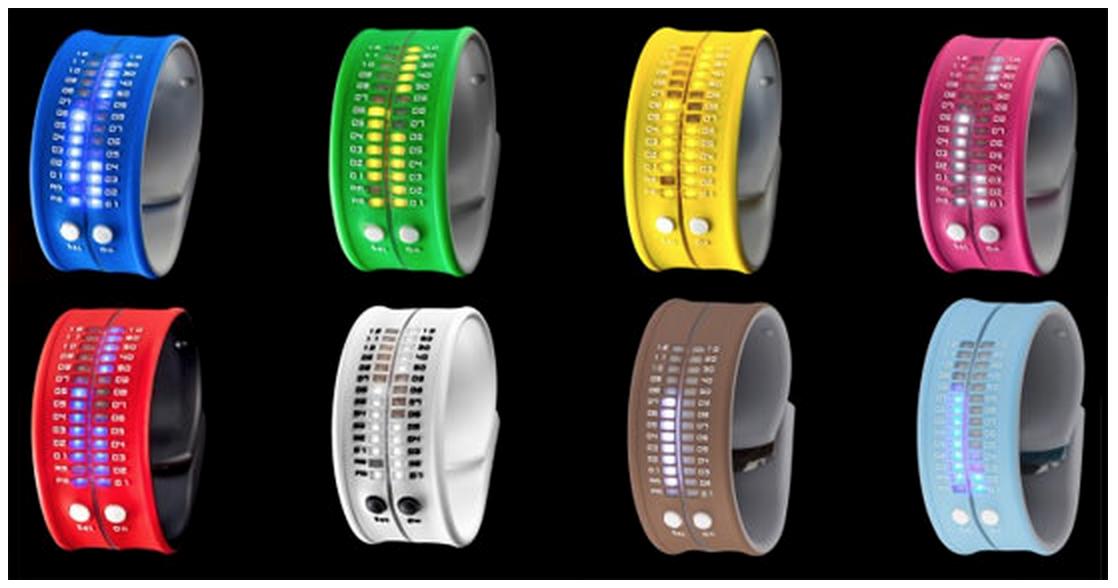 Всему свое время: 10 интересных моделей наручных Geek-часов за последние 10 лет - 5