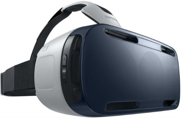 Samsung выпустит полноценный шлем виртуальной реальности в следующем году