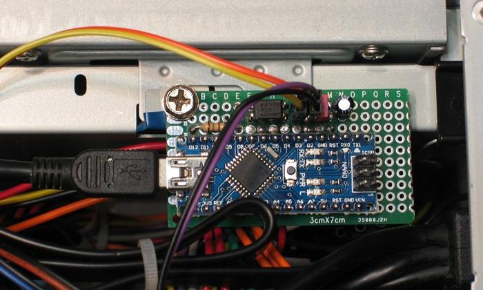 Watchdog на базе Arduino Nano - 10