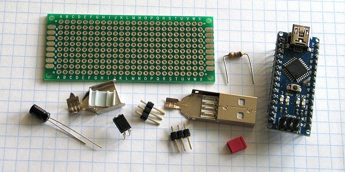 Watchdog на базе Arduino Nano - 5