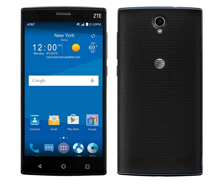 Смартфон ZTE ZMax 2 получил экран HD