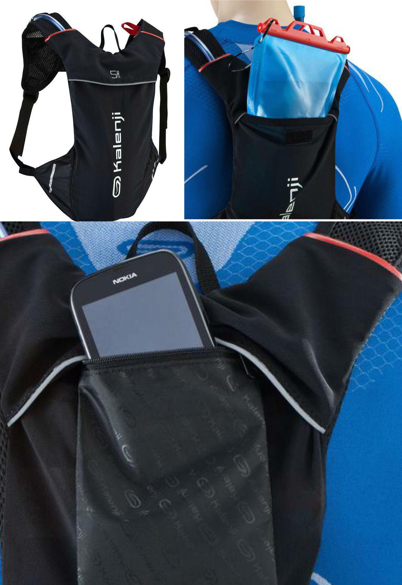 Обзор не гаджета. Выбираем лучший чехол для тренировок и другие аксессуары для смартфонов: повязки, сумки и силиконовый карман Adidas - 10