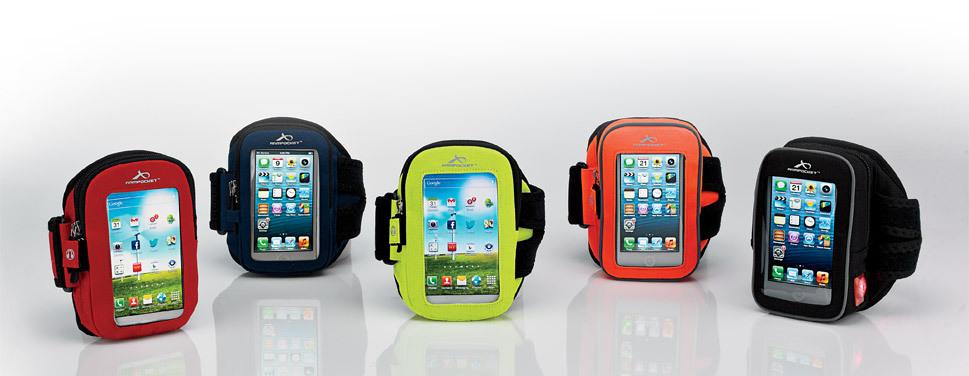 Обзор не гаджета. Выбираем лучший чехол для тренировок и другие аксессуары для смартфонов: повязки, сумки и силиконовый карман Adidas - 21