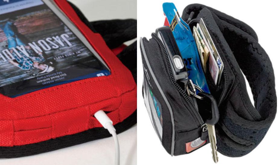 Обзор не гаджета. Выбираем лучший чехол для тренировок и другие аксессуары для смартфонов: повязки, сумки и силиконовый карман Adidas - 23