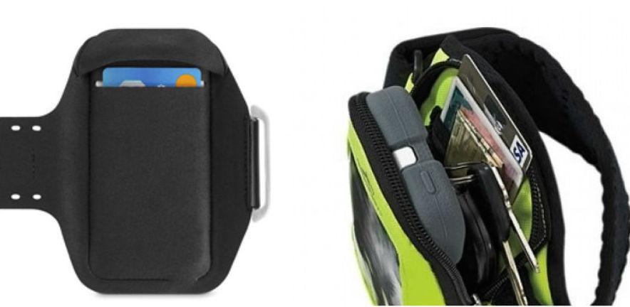 Обзор не гаджета. Выбираем лучший чехол для тренировок и другие аксессуары для смартфонов: повязки, сумки и силиконовый карман Adidas - 33