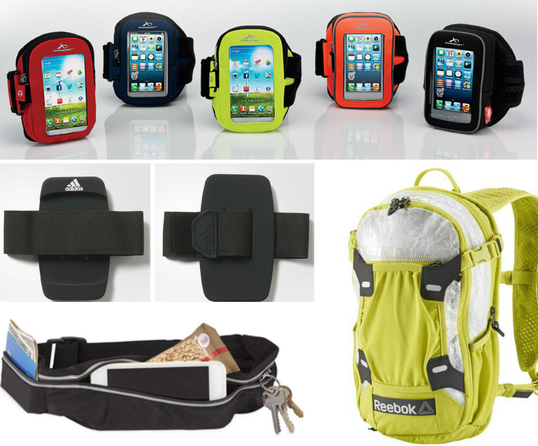 Обзор не гаджета. Выбираем лучший чехол для тренировок и другие аксессуары для смартфонов: повязки, сумки и силиконовый карман Adidas - 1
