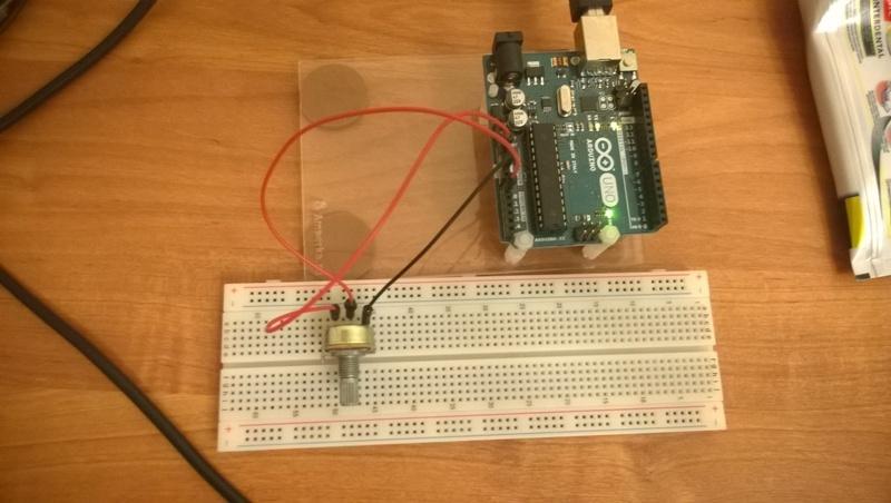 Разработка игры на Processing с управлением через плату Arduino Uno - 1