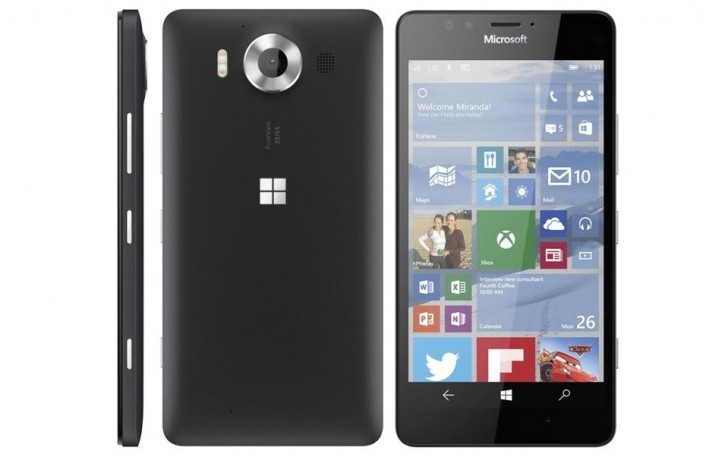 Смартфоны Microsoft Lumia 950 и Lumia 950 XL могут оказаться очень дорогими устройствами