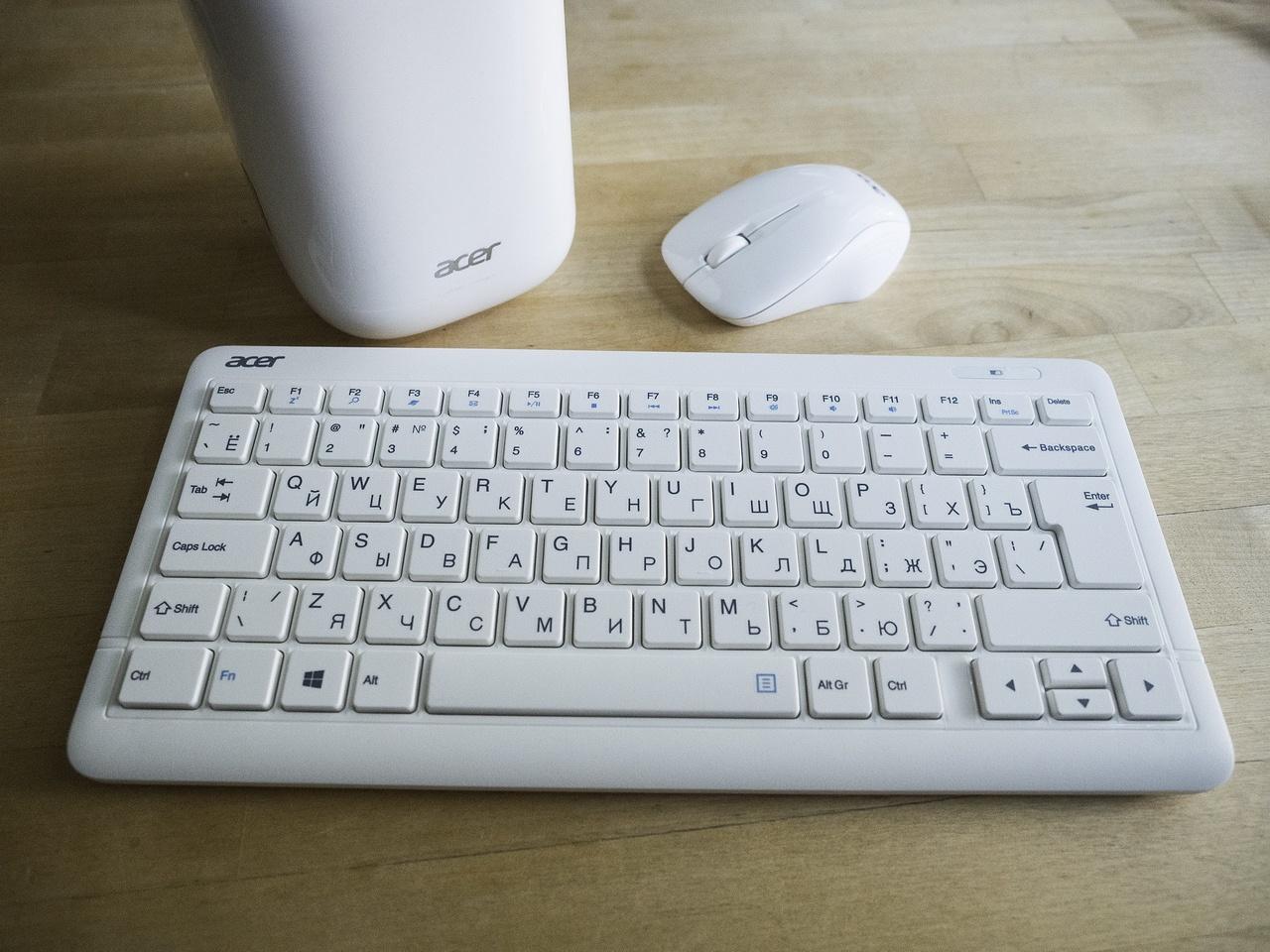 Acer Revo One: миниатюрный компьютер широкого спектра действия - 10