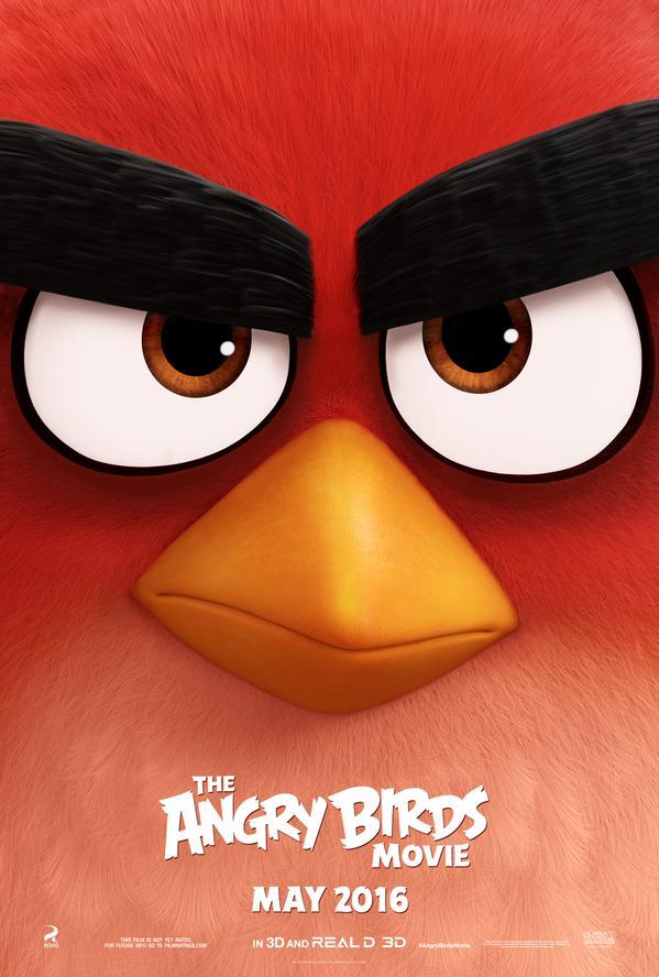 Angry Birds в кино: первый трейлер - 1