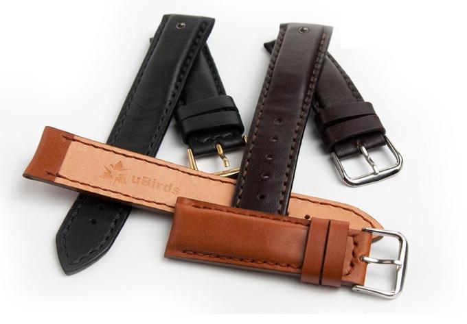 Unique — ремешок, который превратит любые часы в умные, появился на Kickstarter - 2