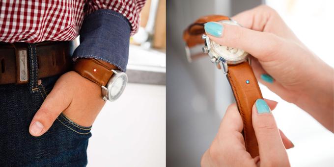 Unique — ремешок, который превратит любые часы в умные, появился на Kickstarter - 1
