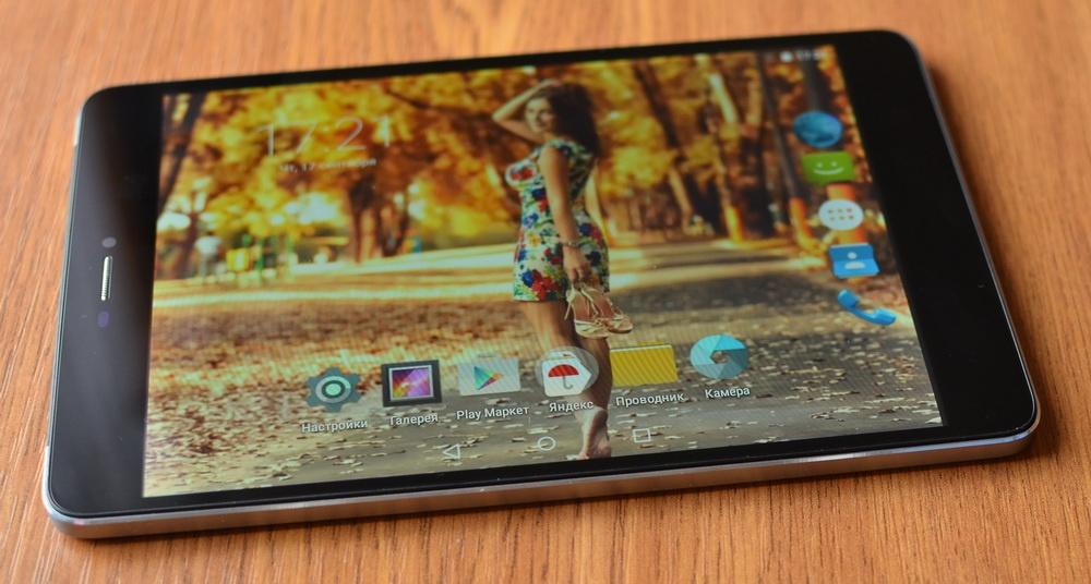МОЗГовитый bb-mobile Techno MOZG: первый в России планшет с Intel Atom X3 и Android 5.1 - 12