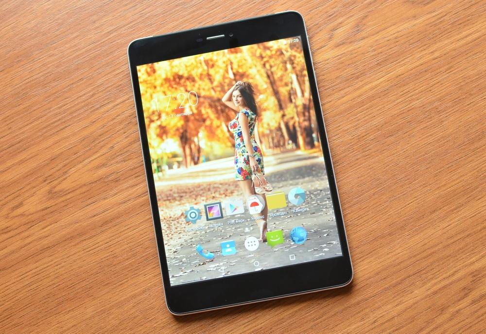 МОЗГовитый bb-mobile Techno MOZG: первый в России планшет с Intel Atom X3 и Android 5.1 - 8