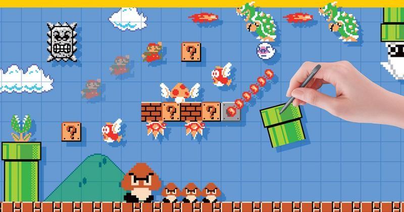 Пройден самый тяжелый уровень СуперМарио, созданный в редакторе Super Mario Maker - 1